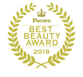 Poco'ce BEST BEAUTY AWARD 2018